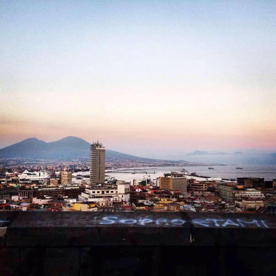 La newsletter di Ciro Pellegrino su Napoli